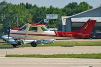 C-FGPB @ OSH - 1966 Cessna 150G at 2011 Oshkosh