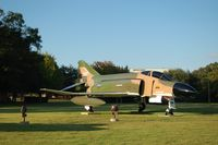 65-0660 @ MXF - 1965 McDonnell EF-4D-27-MC Phantom II on display at Maxwell AFB, Montgomery, AL - by scotch-canadian