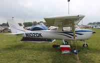 N102DK @ KOSH - Cessna 150F - by Mark Pasqualino