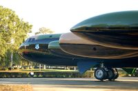 55-0057 @ MXF - 1955 Boeing B-52D-10-BW Stratofortress on display at Maxwell AFB, Montgomery, AL - by scotch-canadian