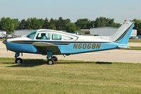 N6068N @ OSH - 1968 Beech 19A, c/n: MB-392 at 2011 Oshkosh