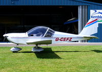 G-CEFZ photo, click to enlarge