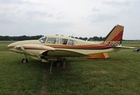 N13950 @ KOSH - Piper PA-23-250 - by Mark Pasqualino