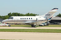 N15QB @ OSH - Hawker Beechcraft Corp HAWKER 900XP, c/n: HA-0101 at 2011 Oshkosh