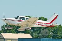 N9461C @ OSH - 1978 Piper PA-28-181, c/n: 28-7890412 departing 2011 Oshkosh