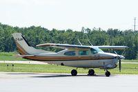 C-GJIH @ I19 - 1976 Cessna T210L - by Allen M. Schultheiss