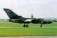 MM55003 @ EGXJ - Italian Air Force (AME) Panavia Tornado GR.1 MM55003 coded I-43 of the TTTE pictured at RAF Cottesmore (EGXJ) May 1996 - by Clive Pattle