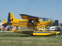 C-GZCK @ KOSH - Camped in the N40 GAC camp grounds during EAA2011 @ KOSH - by steveowen