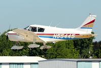 N55445 @ OSH - 1973 Piper PA-28-140, c/n: 28-7325402 at 2011 Oshkosh