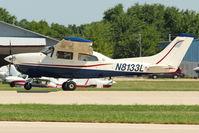 N8133L @ OSH - 1974 Cessna T210L, c/n: 21060620 at 2011 Oshkosh