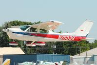 N20339 @ OSH - 1977 Cessna 177B, c/n: 17702659 arriving at 2011 Oshkosh