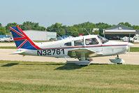 N32761 @ OSH - 1974 Piper PA-28-151, c/n: 28-7515232 at 2011 Oshkosh