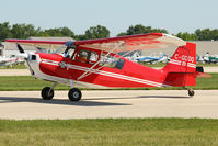 C-GCDQ @ OSH - 1974 Bellanca 7GCBC, c/n: 691-74 at 2011 Oshkosh