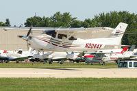 N2044Y @ OSH - 2005 Cessna 182T, c/n: 18281643 at 2011 Oshkosh