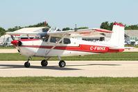 C-FWHX @ OSH - Cessna 175, c/n: 55479 at 2011 Oshkosh