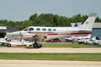 N69506 @ OSH - 1974 Cessna 340, c/n: 340-0343 at 2011 Oshkosh