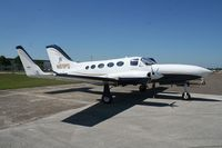 N86PD @ LAL - Cessna 414A - by Florida Metal