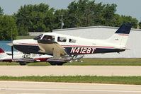 N4128T @ OSH - 1998 Piper PA-28-181, c/n: 2843156 at 2011 Oshkosh