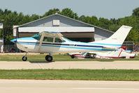 N20890 @ OSH - 1972 Cessna 182P, c/n: 18261289 at 2011 Oshkosh