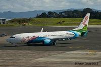 YJ-AV1 @ NFFN - Air Vanuatu - by Peter Lewis