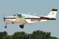N6039R @ OSH - 1979 Beech A36, c/n: E-1489 at 2011 Oshkosh