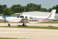 N3092J @ OSH - 2008 Piper PA-32R-301T, c/n: 3257487 at 2011 Oshkosh
