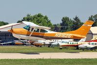 N91626 @ OSH - 1969 Cessna 182M, c/n: 18259850 at 2011 Oshkosh