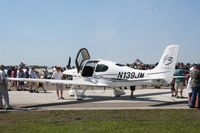 N139JM @ LAL - Cirrus SR 22 - by Florida Metal