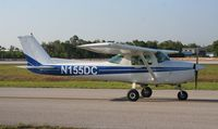 N155DC @ LAL - Cessna 150L