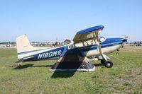 N180MS @ LAL - Cessna 180J