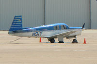 N91Y @ FTW - At Meacham Field - Fort Worth, TX