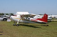 N186AZ @ LAL - Cessna 185