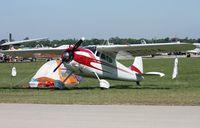 N195HA @ LAL - Cessna 195