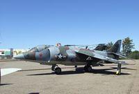 158387 - Hawker Siddeley AV-8C Harrier at the Flying Leatherneck Aviation Museum, Miramar CA - by Ingo Warnecke