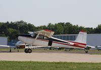N4653B @ KOSH - Cessna 180 - by Mark Pasqualino