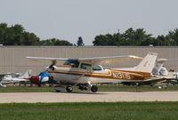 N13115 @ KOSH - Cessna 172M - by Mark Pasqualino