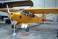 F-BLCQ @ LFBY - Piper L-18C-95 Super Cub [18-1363] Dax~F 23/09/2002