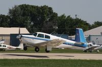 C-FYHZ @ KOSH - Mooney M20C - by Mark Pasqualino