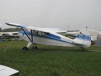 CF-GYA @ KOSH - Vintage aircraft camping area EAA2011 - by steveowen