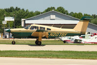 N2079Y @ OSH - 1979 Piper PA-28RT-201T, c/n: 28R-7931140 at 2011 Oshkosh