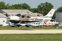 N9098F @ OSH - Cessna 182T, c/n: 18282286 at 2011 Oshkosh