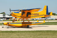 C-GZCK @ OSH - 2002 Found Brothers FBA-2C1, c/n: 36 at 2011 Oshkosh - by Terry Fletcher