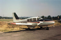 G-AZYG photo, click to enlarge