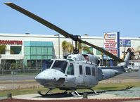 159196 - Bell UH-1N Iroquois at the Flying Leatherneck Aviation Museum, Miramar CA - by Ingo Warnecke