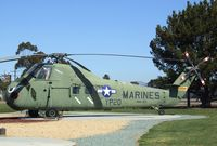 150219 - Sikorsky UH-34D Seahorse at the Flying Leatherneck Aviation Museum, Miramar CA - by Ingo Warnecke