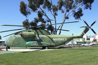 153304 - Sikorsky CH-53A Sea Stallion at the Flying Leatherneck Aviation Museum, Miramar CA - by Ingo Warnecke