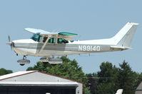 N9914Q @ OSH - 1975 Cessna 172M, c/n: 17265858 at 2011 Oshkosh