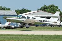 N8601N @ OSH - 1971 Piper PA-32-260, c/n: 32-7100020 at 2011 Oshkosh