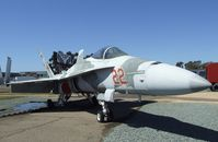 163152 - McDonnell Douglas F/A-18A Hornet at the Flying Leatherneck Aviation Museum, Miramar CA - by Ingo Warnecke