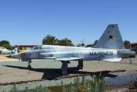 74-1564 - Northrop F-5E Tiger II at the Flying Leatherneck Aviation Museum, Miramar CA - by Ingo Warnecke